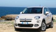 Essai Fiat 500X MultiJet 120 Popstar : la séductrice