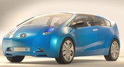 Toyota Hybrid X : Le Grand Bleu