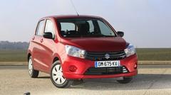 Essai Suzuki Celerio et Dacia Sandero : expertes en coûts bas
