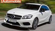 Mercedes Classe A 2016 : Recette peaufinée