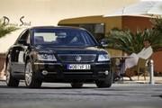 Volkswagen Phaeton : parée pour les normes Euro V