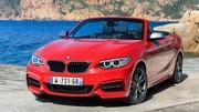 Essai BMW Série 2 Cabriolet : deux fois plus de plaisir à l'air libre