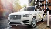 XC90 T8 : 2,1 litres/100 km pour le SUV hybride rechargeable de Volvo