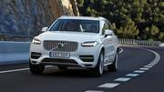 Volvo XC90 T8 : 407 ch et seulement 49 g/km de CO2
