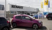 Les ventes de voitures neuves ne progressent que de 2,3% en avril