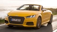 Essai Audi TT S Roadster quattro S tronic : Rayon de soleil