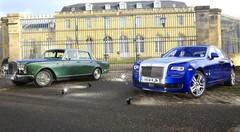 Héritage Rolls-Royce : des racines et du zèle