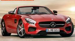 Mercedes-AMG GT Roadster : Décapsulage confirmé