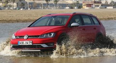 Essai VW Golf Alltrack 2.0 TDI 184 DSG 4Motion 2015 : Le Golf prend la piste