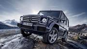 Mercedes-Benz : le prochain Classe G dévoilé