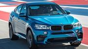 Essai BMW X6 M : SAC* de sport