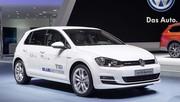La VW Golf n'a plus que trois cylindres