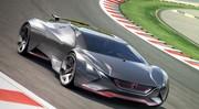 Peugeot Vision Gran Turismo : sur console uniquement
