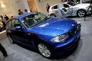 BMW M5 Touring, Série 1 trois portes et système « BMW efficient dynamics »