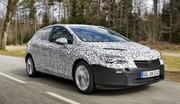 Essai nouvelle Opel Astra (2015) : au volant du prototype !