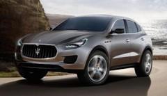 Maserati : le SUV Levante présenté à Detroit