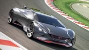 Peugeot Vision Gran Turismo : Rien que pour vos jeux