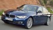 BMW Série 3 2015 : premières photos du restylage