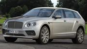 Bentley Bentayga 2016 : Indiscrétion officielle