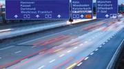Autoroutes: en Allemagne les étrangers paieront