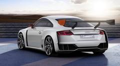 Audi met 600 ch dans son TT Coupé !