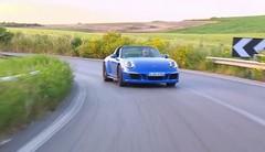 Emission Automoto : 911 Targa, Panamera vs S500, Cayman GT4, 918 Spyder