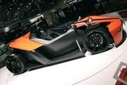 KTM X-Bow : Une Lotus à l'autrichienne