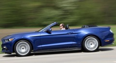 Essai Mustang Convertible : mille mercis Ford !