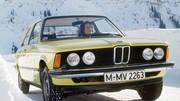 La BMW Série 3 fête ses 40 ans