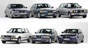 La BMW Série 3 fête ses 40 bougies !