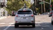 Voiture Google : 1,6 million de km et seulement 11 accidents