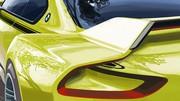 BMW : premier teaser du concept Hommage 3.0 CSL