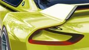 BMW 3.0 CSL Hommage 2015 : première image du concept-car