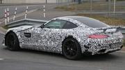 Une Mercedes AMG GT un peu spéciale est en développement