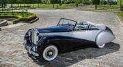 Rolls-Royce Dawn, nom du cabriolet pour 2016