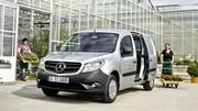Mercedes réactualise la technologie du Citan