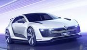 Golf GTE Sport Concept: sportive et écologique