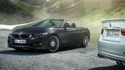 Alpina D4 Bi-Turbo Cabrio : le cabriolet diesel selon Alpina
