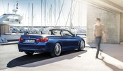 BMW Alpina B4 et D4 Bi-turbo Cabrio : essence et Diesel