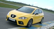 Seat Leon Cupra 2.0 TFSI : Hispanique au sang chaud