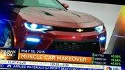 Nouvelle Chevrolet Camaro 2016 : premières photos scoop
