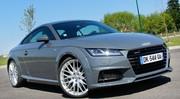 Essai Audi TT 2.0 TFSI Quattro S-Tronic : Une icône est née