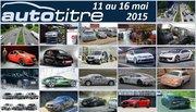 Les titres de l'actualité auto du 11 au 16 mai 2015