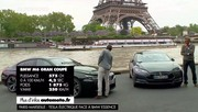 Emission Automoto : Paris-Marseille en M6 et Model S; Challenger; Clio vs 208