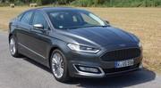 Essai Ford Mondeo Vignale TDCi 210 (2015) : lutte de classe