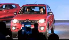 Renault Kwid 2015 : photos officielles de la nouvelle citadine Renault