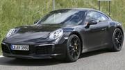 Porsche profite du restylage de la 911 pour préparer l'arrivée des moteurs turbo