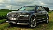 Essai Audi A6 Allroad 3.0 TDI Biturbo : L'arme fatale