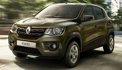 Renault Kwid: nouveau modèle citadin low-cost