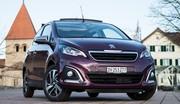 Essai Peugeot 108 TOP! : Vous avez dit Top ?
